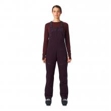 Women's Boundary Line Gore-Tex Insulated Bib by Mountain Hardwear