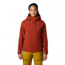 Women's Cloud Bank Gore-Tex Insulated Jkt by Mountain Hardwear in Auburn Al