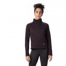 Women's Frostzone 1/4 Zip by Mountain Hardwear in Whistler Bc