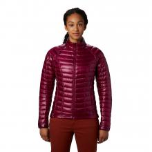 Women's Ghost Whisperer/2 Jacket by Mountain Hardwear in Cold Lake Ab