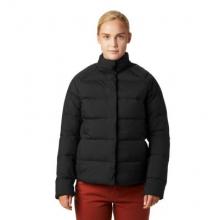 Women's Glacial Storm Jacket by Mountain Hardwear