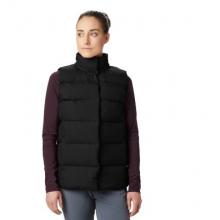 Women's Glacial Storm Vest by Mountain Hardwear
