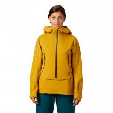 Women's High Exposure Gore-Tex C-Knit Anorak by Mountain Hardwear in Aspen Co