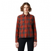 Women's Moiry Shirt Jacket by Mountain Hardwear in Glenwood Springs CO