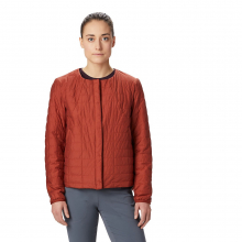 Women's SkyLab Insulated Jacket by Mountain Hardwear in Aspen CO