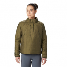 Women's Skylab Insulated Pullover by Mountain Hardwear in Oro Valley Az