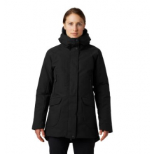 Women's Summit Shadow Gore-Tex Down Parka by Mountain Hardwear in Arcata Ca