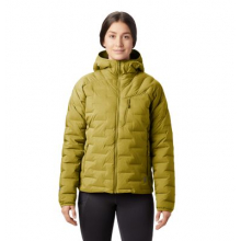 Women's Super/DS Stretchdown Hooded Jacket by Mountain Hardwear in Westminster Co