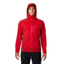 Men's Stretch Ozonic Jacket by Mountain Hardwear in Rocky View No 44 Ab