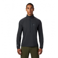 Men's Kor Preshell Pullover by Mountain Hardwear in Rocky View No 44 Ab