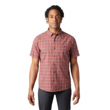 Men's Big Cottonwood Short Sleeve Shirt by Mountain Hardwear in Blacksburg VA