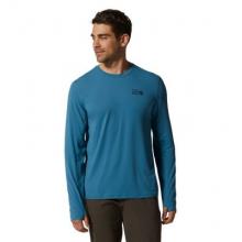 Men's Crater Lake Long Sleeve T by Mountain Hardwear