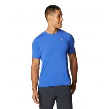 Men's Crater Lake Short Sleeve T by Mountain Hardwear