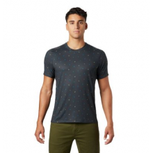 Men's Crater Lake Short Sleeve T by Mountain Hardwear