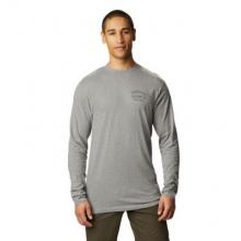 Men's MHW Gear Long Sleeve T by Mountain Hardwear