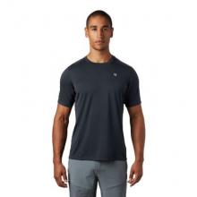 Men's Wicked Tech Short Sleeve T by Mountain Hardwear in Blacksburg VA