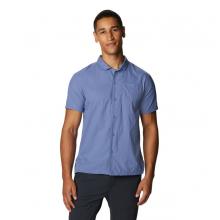 Men's El Portal Short Sleeve Shirt by Mountain Hardwear