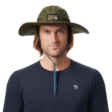 Exposure/2 Gore-Tex Paclite Rain Hat by Mountain Hardwear