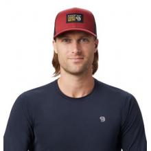 Classic MHW Logo Trucker Hat by Mountain Hardwear