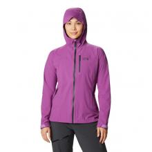 Women's Stretch Ozonic Jacket by Mountain Hardwear