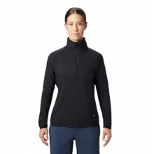 Women's Kor Preshell Pullover by Mountain Hardwear