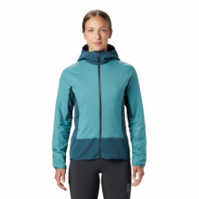 Women's Kor Strata Climb Hoody by Mountain Hardwear