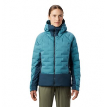 Women's Super/DS Climb Hoody by Mountain Hardwear in Vernon BC