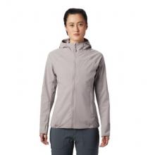 Women's Chockstone Full Zip Hoody by Mountain Hardwear