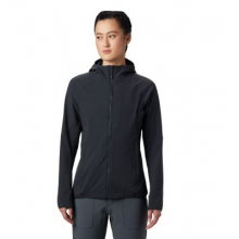 Women's Chockstone Full Zip Hoody by Mountain Hardwear