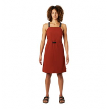 Women's Freefall Halter Dress by Mountain Hardwear in Oro Valley Az
