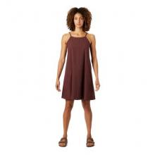 Women's Echo Lake Strappy Dress by Mountain Hardwear in Aspen CO