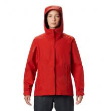 Women's Exposure/2 Gore-Tex Paclite Jacket by Mountain Hardwear