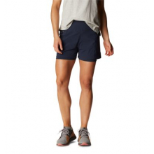 Women's Freefall Hybrid Short by Mountain Hardwear