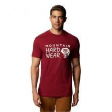 Men's Mountain Hardwear Logo Short Sleeve T by Mountain Hardwear