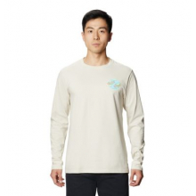 Men's Keep Earth Awesome Long Sleeve T