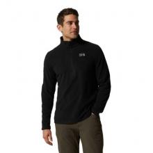 Men's Microchill 2.0 Zip T by Mountain Hardwear