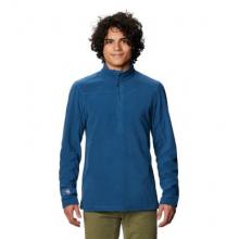 Men's Microchill 2.0 Zip T by Mountain Hardwear in Wenatchee WA