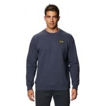 Men's Classic MHW Logo Crew Neck Sweatshirt