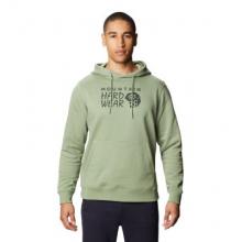 Men's Mountain Hardwear Logo Pullover Hoody by Mountain Hardwear in Boulder CO