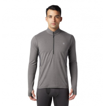 Men's Ghee Long Sleeve 1/2 Zip by Mountain Hardwear