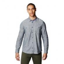 Men's Piney Creek Long Sleeve Shirt by Mountain Hardwear