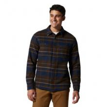 Men's Plusher Long Sleeve Shirt