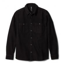 Men's Plusher Long Sleeve Shirt by Mountain Hardwear in Golden CO
