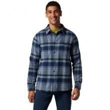 Men's Plusher Long Sleeve Shirt by Mountain Hardwear in Sioux Falls SD