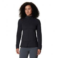 Women's Frostzone Full Zip Jacket by Mountain Hardwear