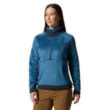 Women's Polartec High Loft Pullover by Mountain Hardwear in Wenatchee WA