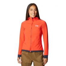 Women's Keele Ascent Hoody by Mountain Hardwear