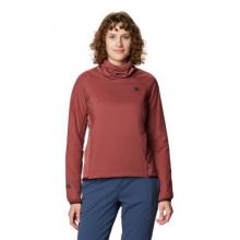 Women's Kor Strata Pullover by Mountain Hardwear