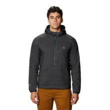 Men's Kor Strata Pullover Hoody by Mountain Hardwear