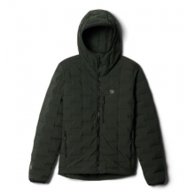 Men's Super/DS Stretchdown Hooded Jacket by Mountain Hardwear